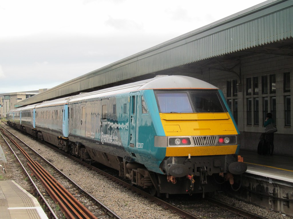 Arriva Trains Wales dvt 82307... - Arriva Trains Office Photo ...