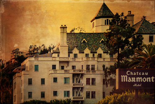 Chateau-Marmont #1 (Vintage) | by type.XYZ