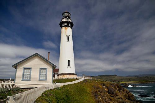 Pigeon Point Lighthouse | by nocureforgravity