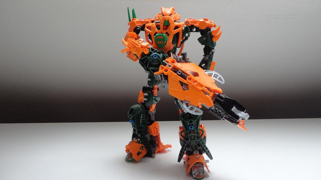Lego Hero Factory Orange Zagafricafr