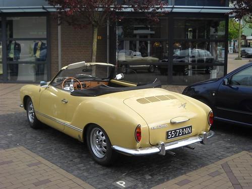 73 Karmann Ghia Gauge Wiring