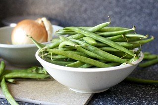 green beans, so pretty right now | by smitten kitchen