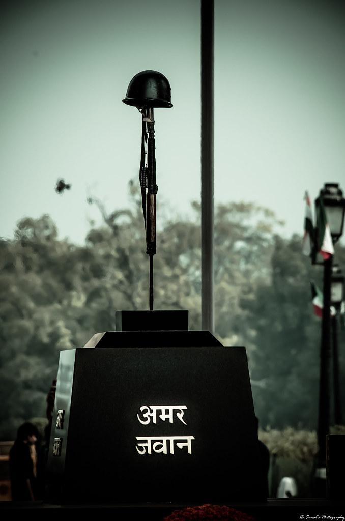 Amar jawan jyoti delhi amarjawanjyothi indiagate sanal amar jawan jyoti by sanalvt thecheapjerseys Images