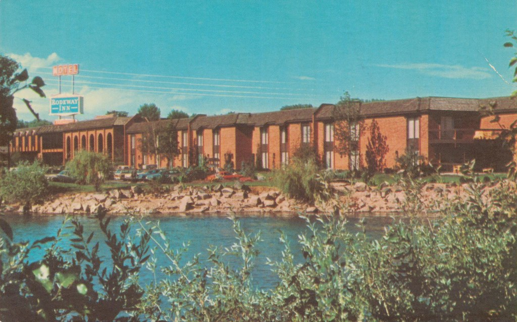 Rodeway Inn - Boise, Idaho