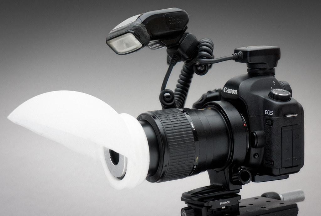 ... DIY Lamp Shade Macro Diffuser | By Johnhallmen