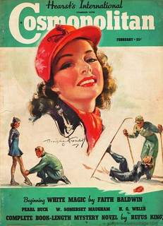 Magazine Cover Cosmopolitan 1939 | by Retroarama