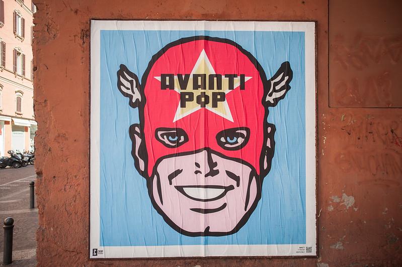 XXV | street poster art collective @ CHEAP festival 2016