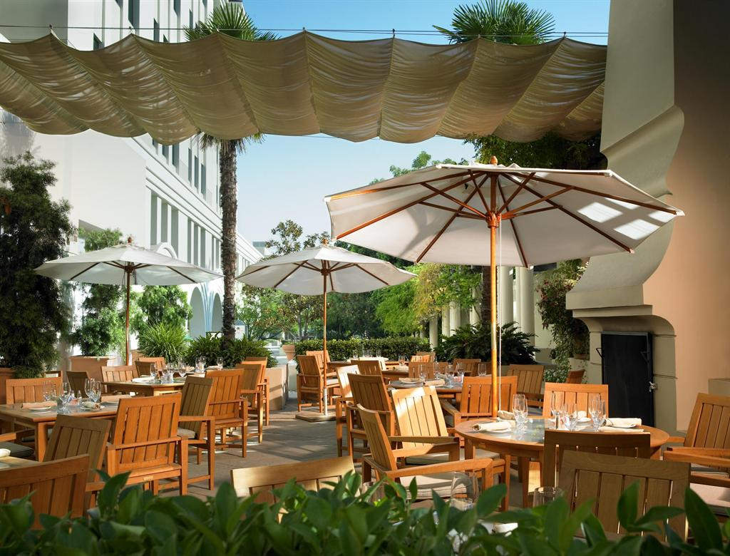 ... The Westin Pasadenau2014Ventanas Outdoor Patio | By Westin Hotels And  Resorts