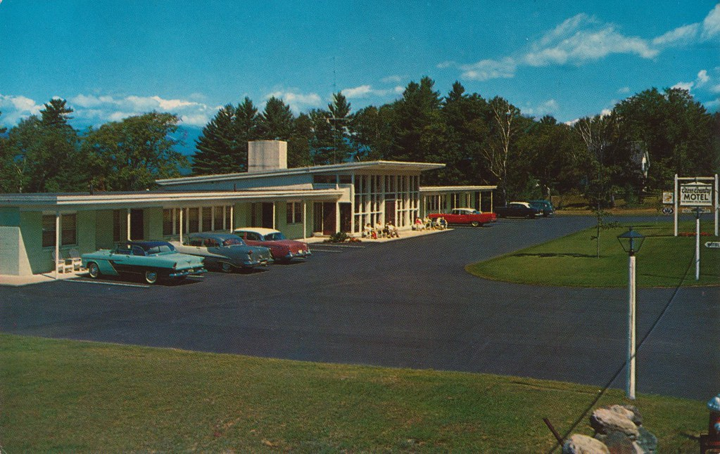 Cross Country Motel - North Conway, New Hampshire