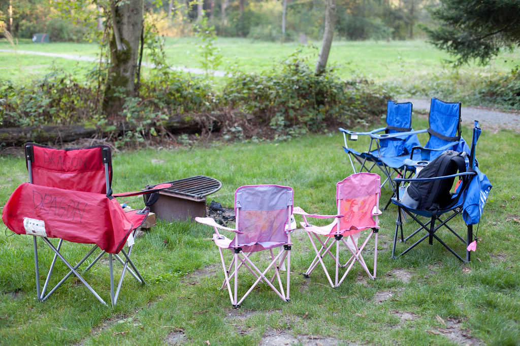 Ordinaire Chairs Around Campfire | By Camknows Chairs Around Campfire | By Camknows