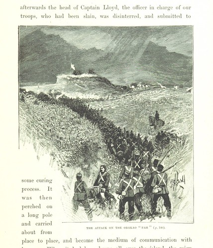 Image taken from page 171 of 'Pictorial New Zealand. With preface by Sir W. B. Perceval ... Illustrated' | by The British Library