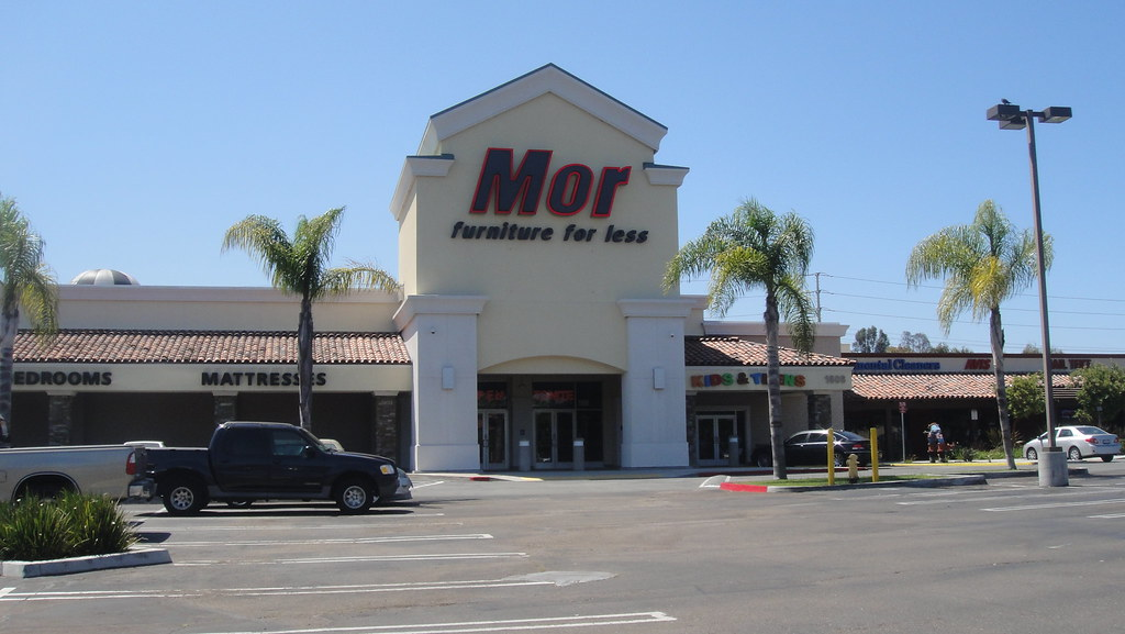 Mor FurnitureFormer Circuit City  National City CA  By Limontwsprite Mor Furniture National City E65