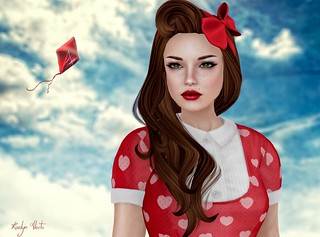 Glam Affair - Coral (for Collabor88) ♥ | by Kaelyn Alecto