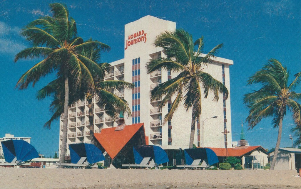 Howard Johnson's Oceans Edge Resort -  Fort Lauderdale, Florida