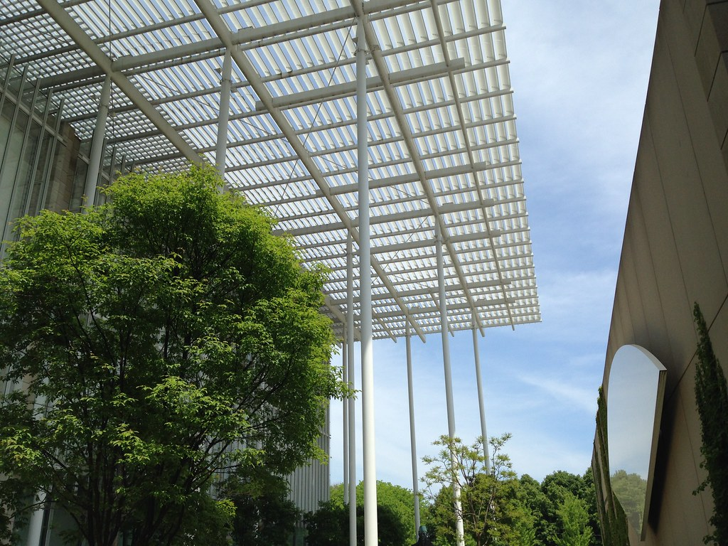 modern wing art institute chicago renzo piano timothy brown flickr
