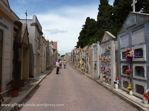 Friedhof in Ribera