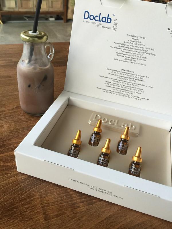 Doclab HA ampoules