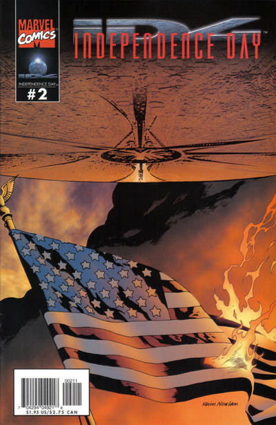 Independence Day - Comics Cover 2