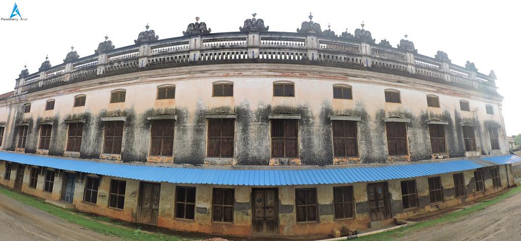 Karaikudi Chettinad House Panoramics View | Pondicherry Arun | Flickr