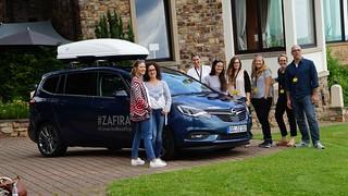 Der neue Opel Zafira im Fokus der Mummy Blogs
