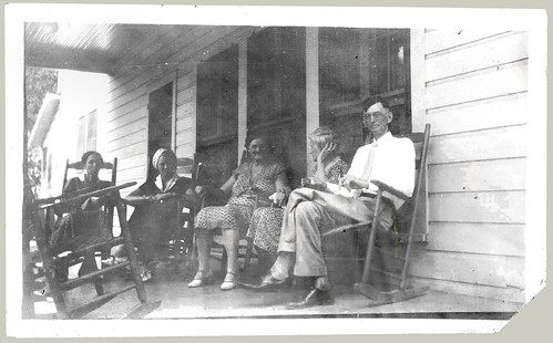 Front porch family