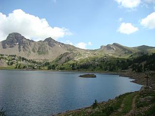 110 Lac d'Allos