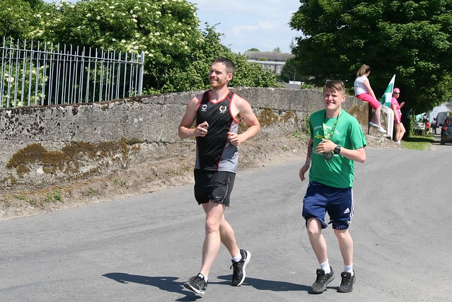 Tullaroan Marathon June 4th 2016