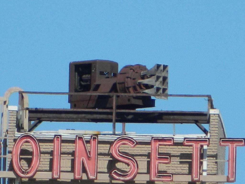 Chrysler bell victory siren