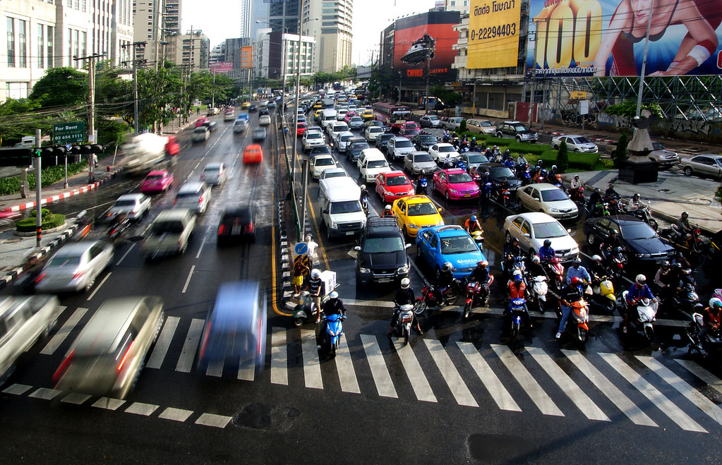 What You Need To Know About Bangkok Traffic Travel Happy