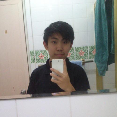 Random Boy Selfie