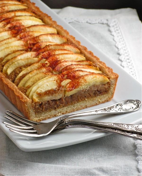 Feelcook cucina per passione crostata di mele con for Crostata di mele