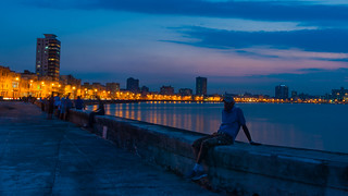 Malecon Twilight | by wbeem
