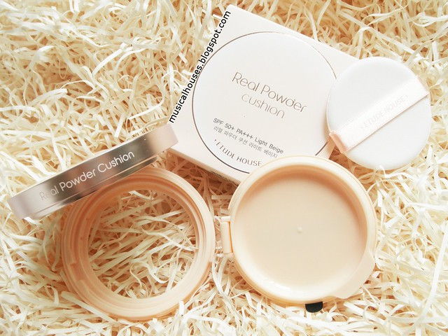 Etude House Real Powder Cushion Review Refill