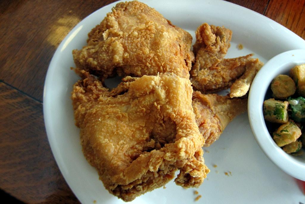 Atlanta - Midtown: Mary Mac\'s Tea Room - Fried Chicken | Flickr
