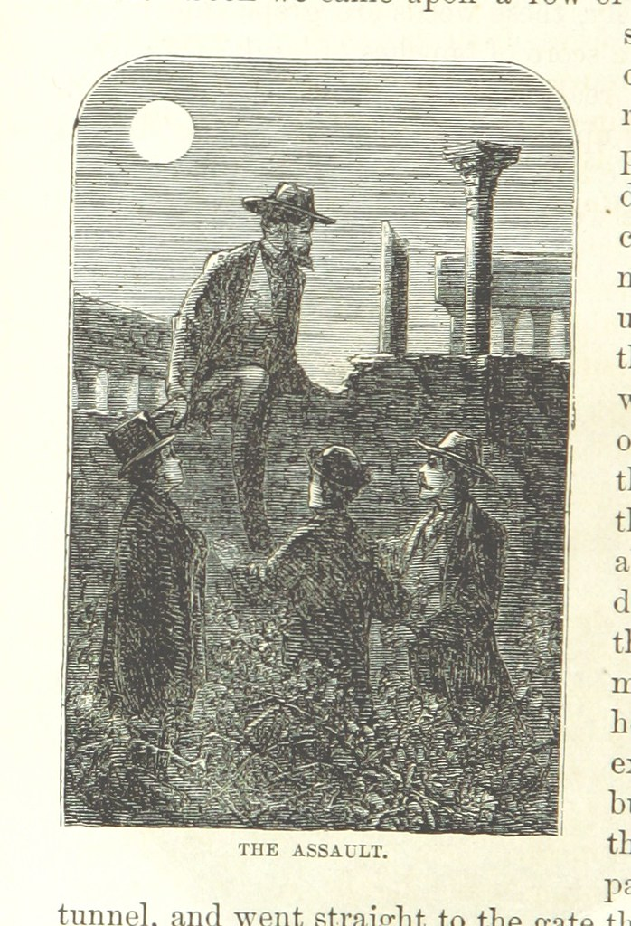 Image Taken From Page 364 Of The Innocents Abroad Or The Flickr