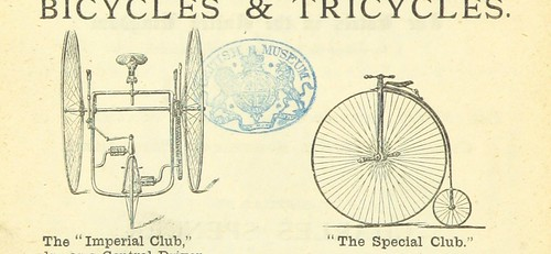 Image taken from page 8 of 'The Cycle Directory, etc' | by The British Library