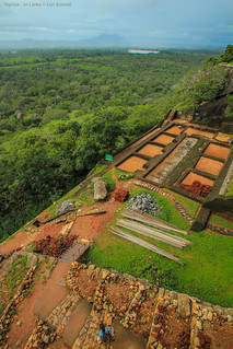 Top of Lion's Rock - Sigiriya | by farflungistan