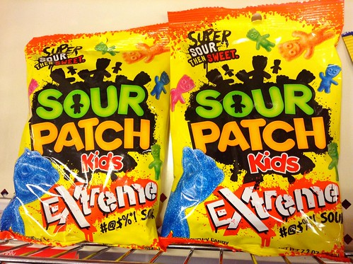 Sour Patch Kids Car Game