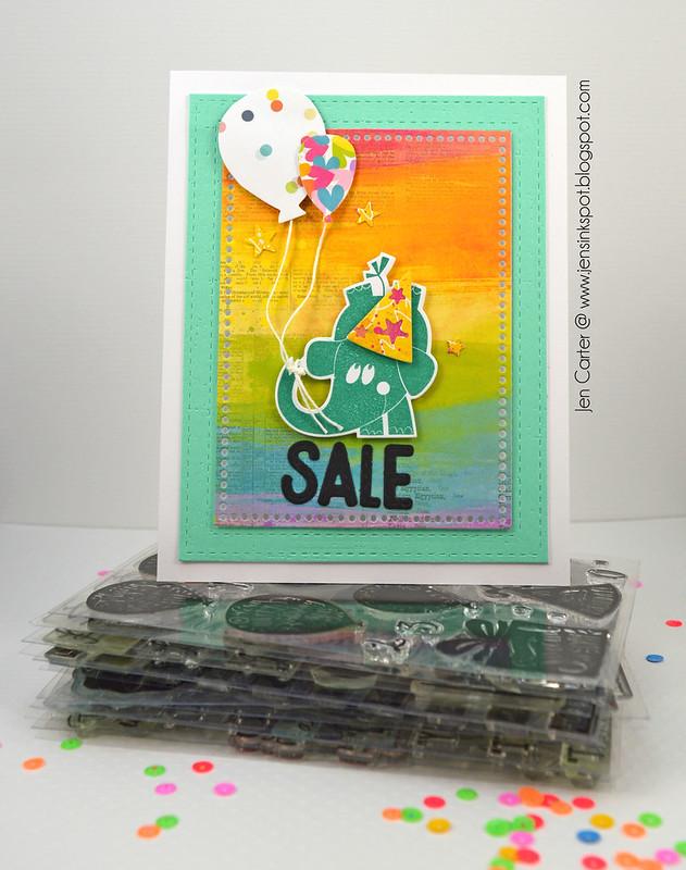 Jen Carter LID Sale Card 2