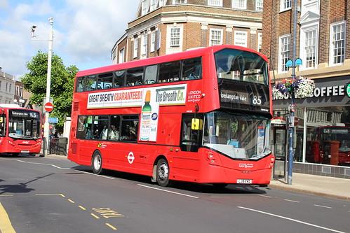 London United 85 to Roehampton Vale