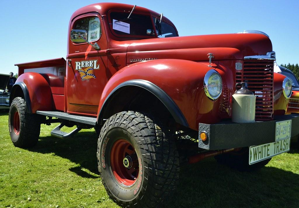 1948 International Harvester KB2 Pickup Truck 4X4  Custo  Flickr