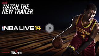 NBA Live 2014 Kyrie | by Cavs History