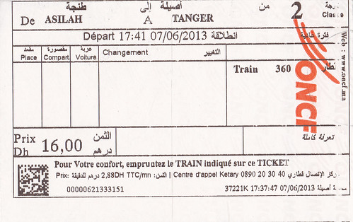 how to buy train tickets in morocco