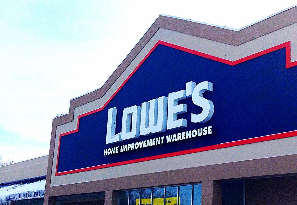 Lowe S Home Improvement lowe s lowes home improvement lowes home improvement wareh flickr