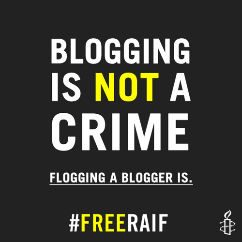 #FreeRaif Share Graphic | by amnestyinternational_usa