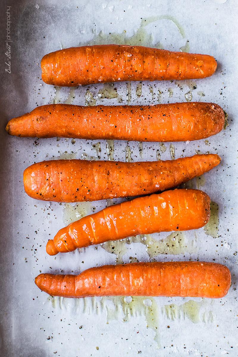 Dip de zanahoria y garbanzo con harissa
