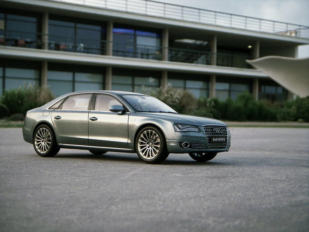 2010 Audi A8 L W12 (D4) 1:18 cast by Kyosho | Outdoor sho… | Paul  Audi A W on 2005 audi a8 w12, audi r8 w12, 2010 audi a8 l, 2004 audi a8 w12, 2007 audi a8 w12, 2010 audi a8l w12, 2008 audi a8 w12,