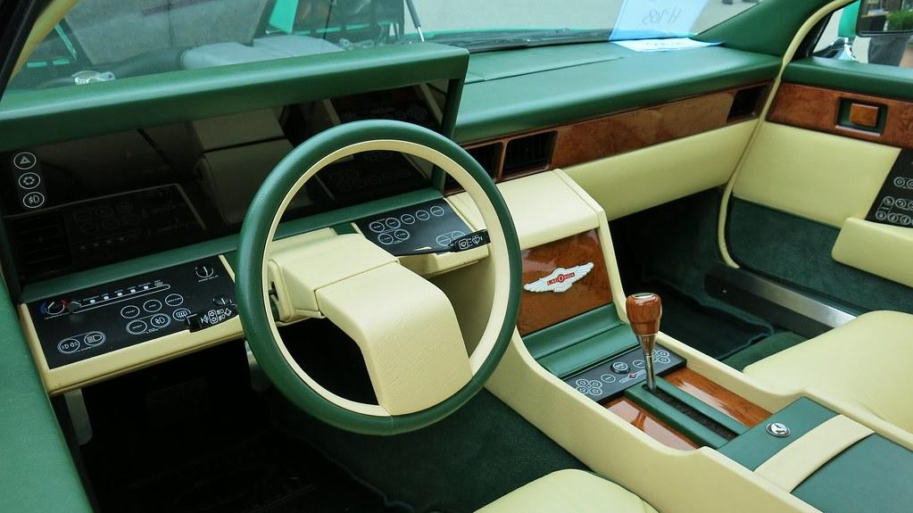 ... 1982 Aston Martin Lagonda Series 2 / Interior | By Custom_Cab