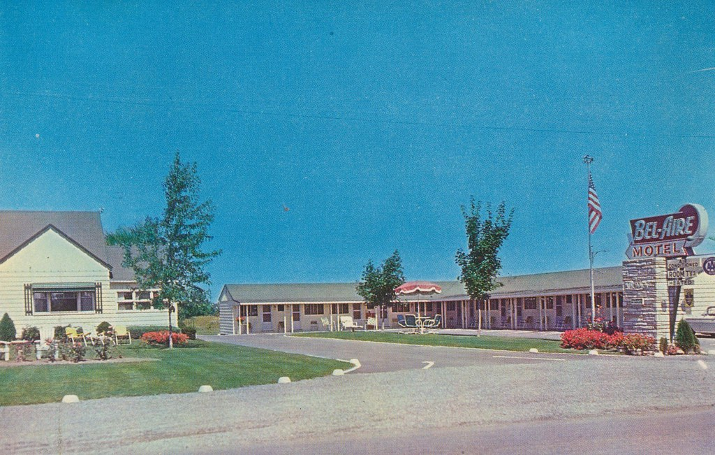 Bel-Aire Motel - Skaneateles, New York