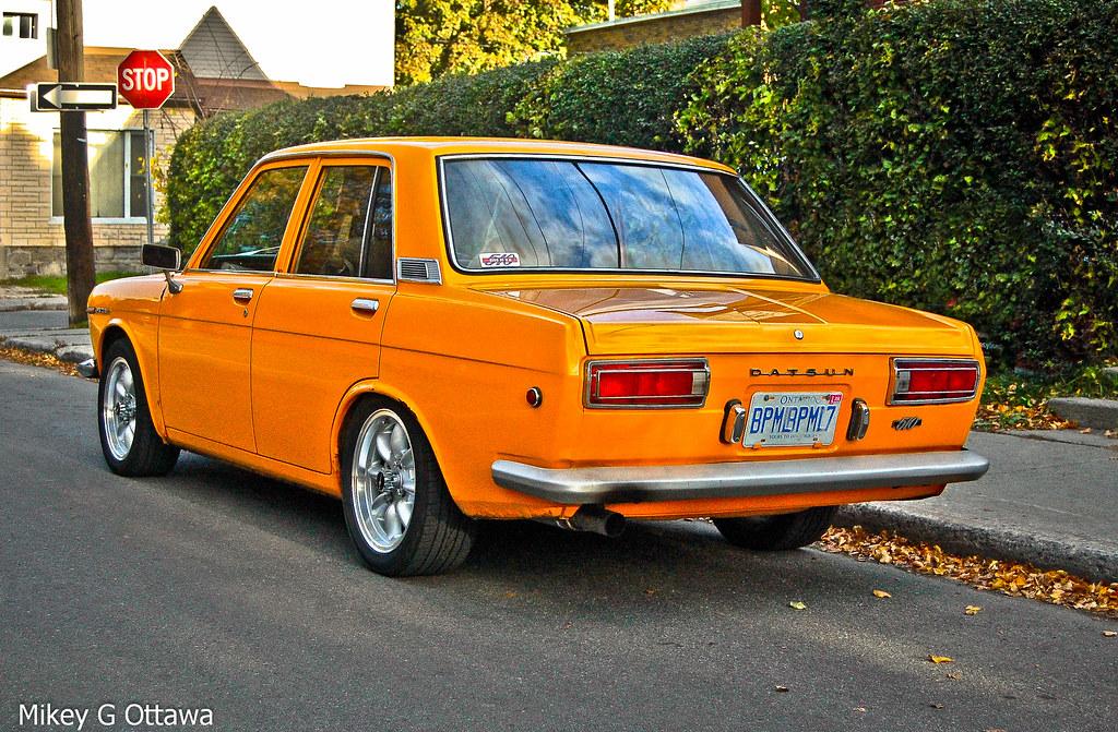 Datsun 510 years